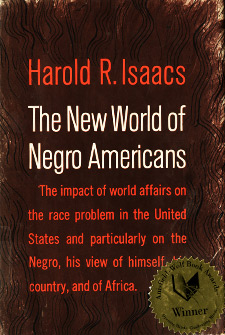 The New World of Negro Americans