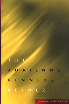Lifetime - Adrienne Kennedy