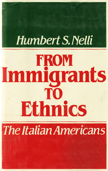 From Immigrants to Ethnics: The Italian Americans