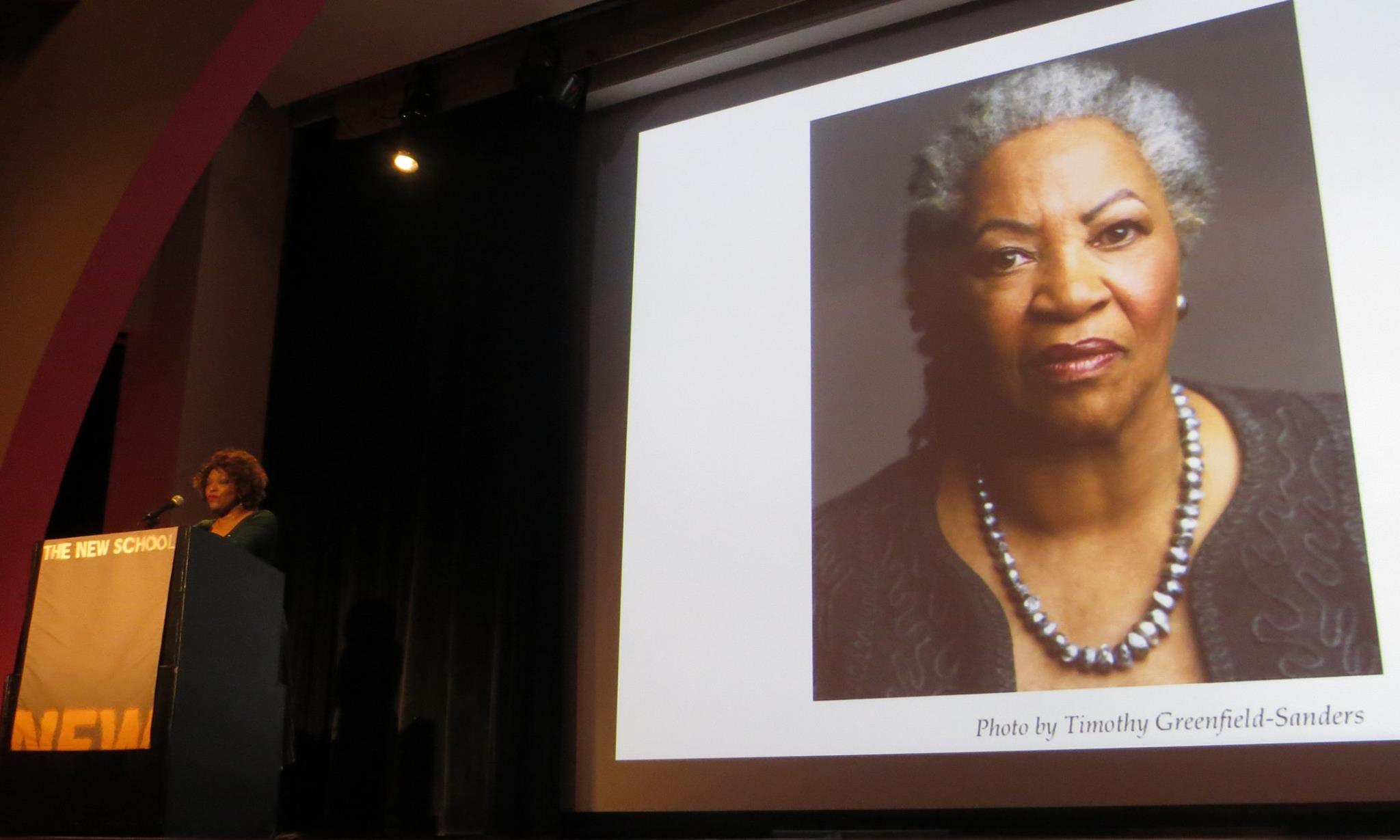 "Rita Dove's Love Letter To Toni Morrison At NBCC: ""No Words Can Fully Express What You've Meant To Me"""