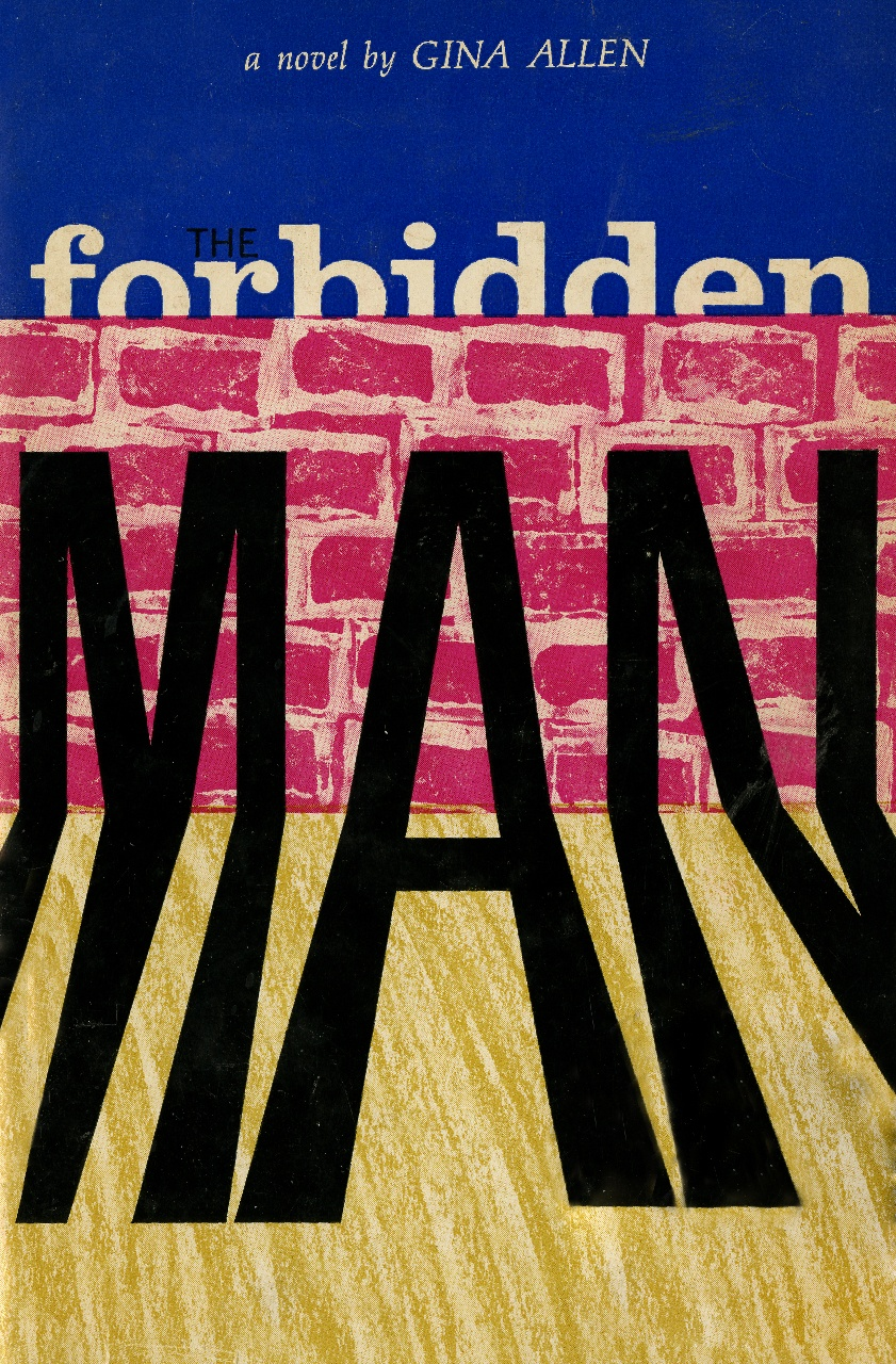 Cover of The Forbidden Man