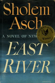 Cover of East River