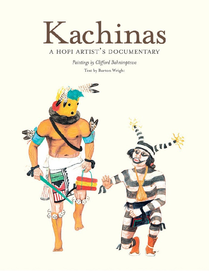 Cover of Kachinas