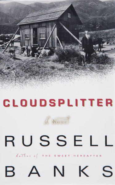 Cover of Cloudsplitter