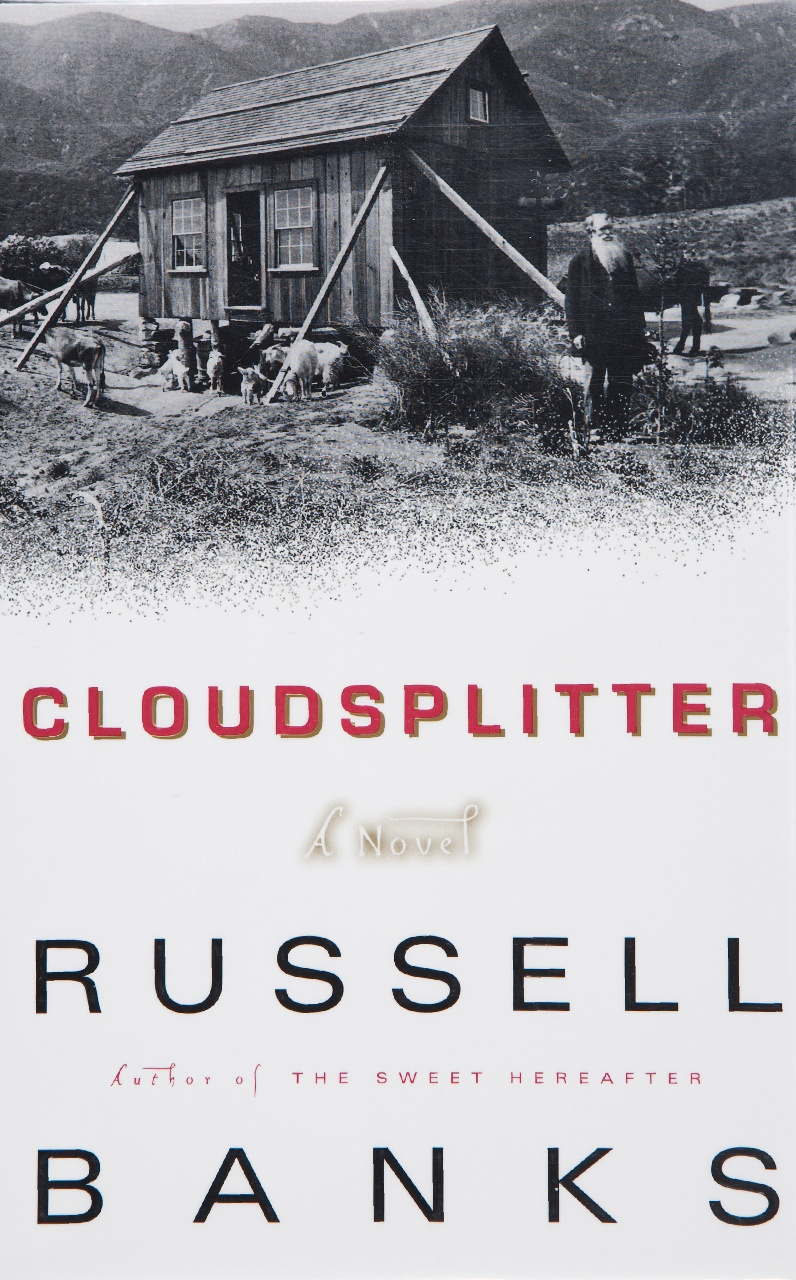 Cover of Cloudsplitter