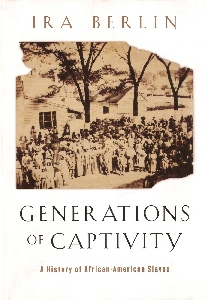 Cover of Generations of Captivity