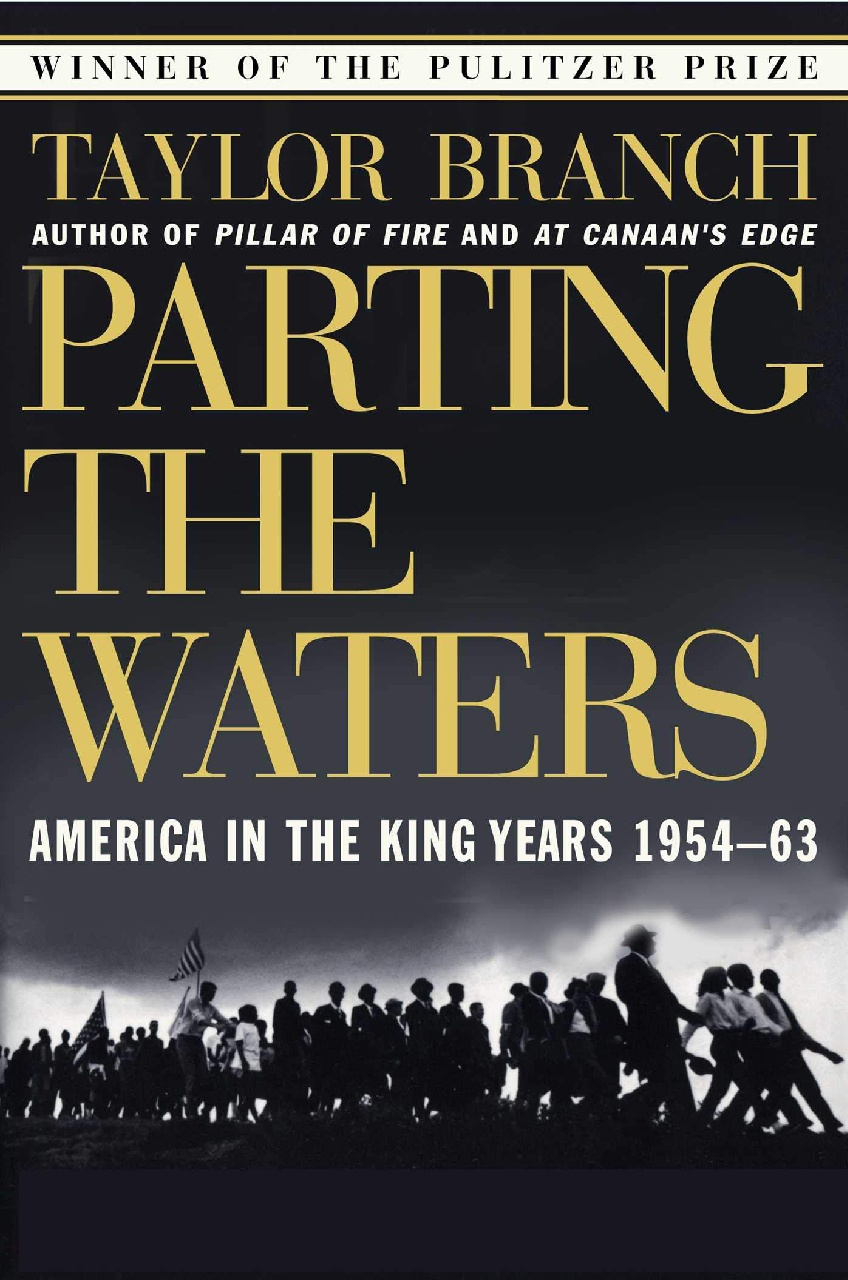 Cover of Parting the Waters