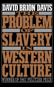 Cover of The Problem of Slavery in Western Culture (1967)