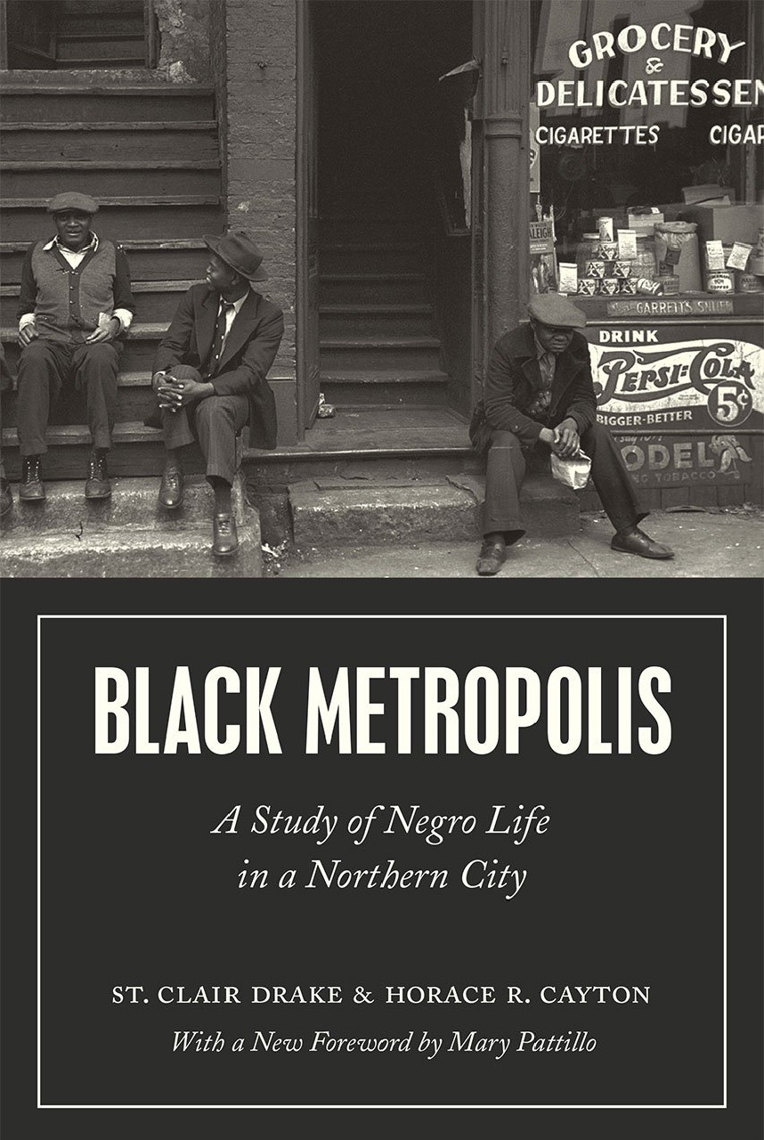 Cover of Black Metropolis