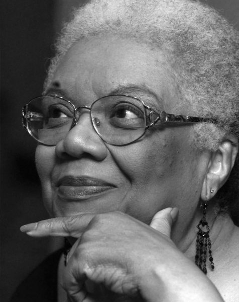 Portrait of Lucille Clifton