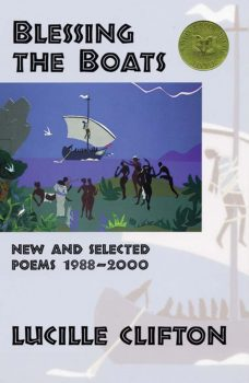 Cover of Blessing the Boats: New and Selected Poems, 1988-2000 (2000)
