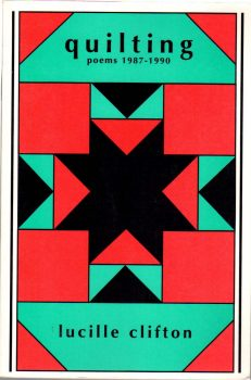 Cover of Quilting: Poems, 1987-1990 (1991)