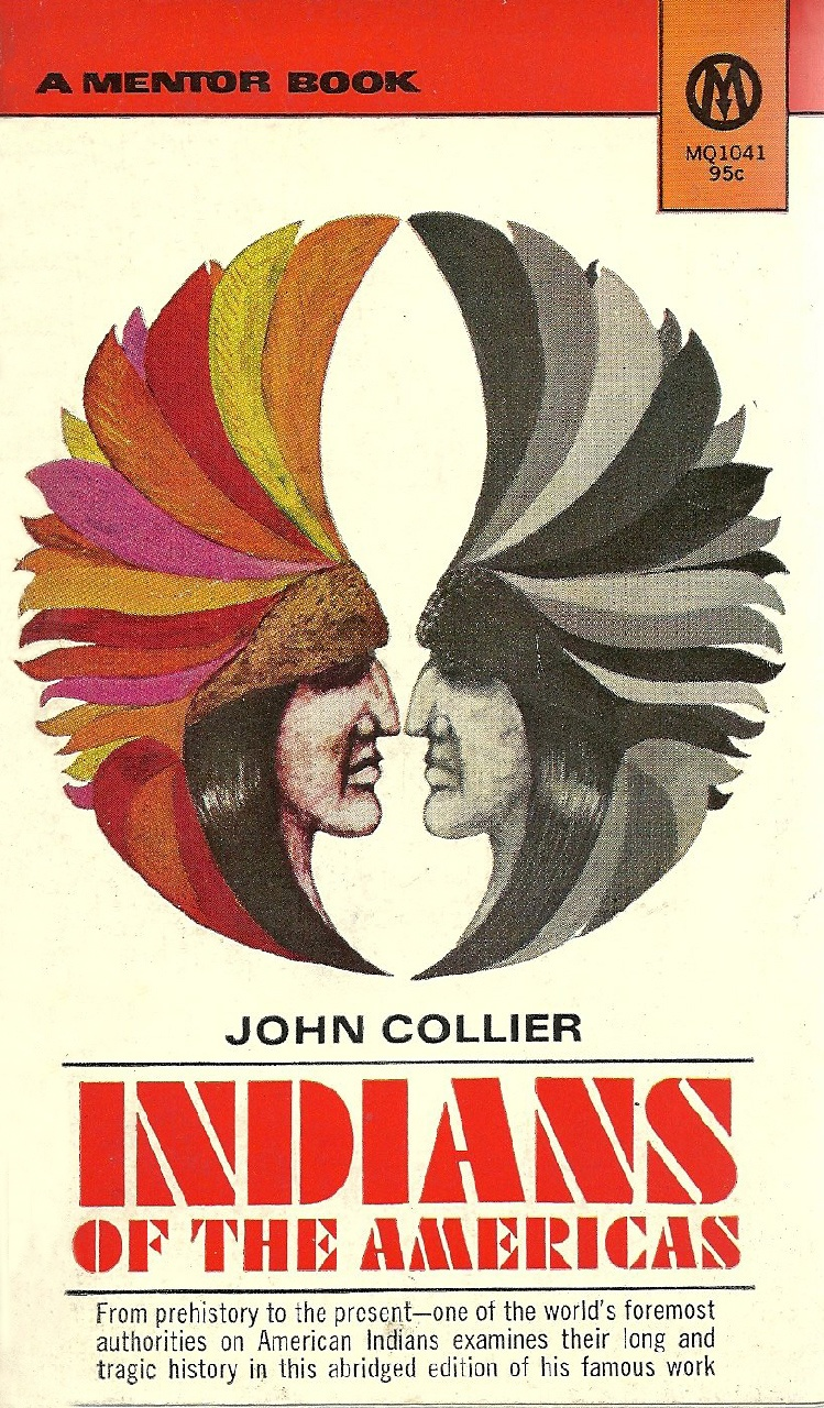Cover of The Indians of the Americas