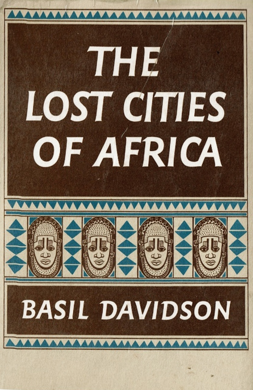Cover of The Lost Cities of Africa