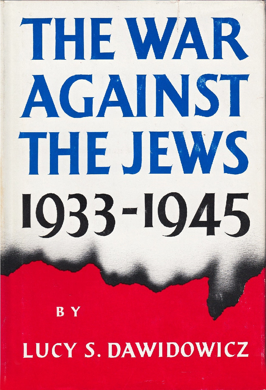 Cover of The War Against the Jews