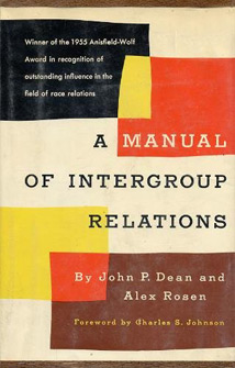 A Manual of Intergroup Relations