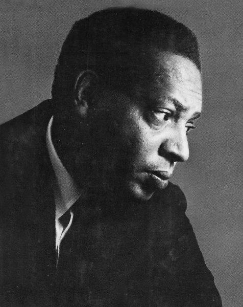 Portrait of William Demby