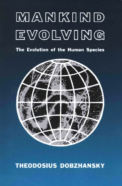 Cover of Mankind Evolving