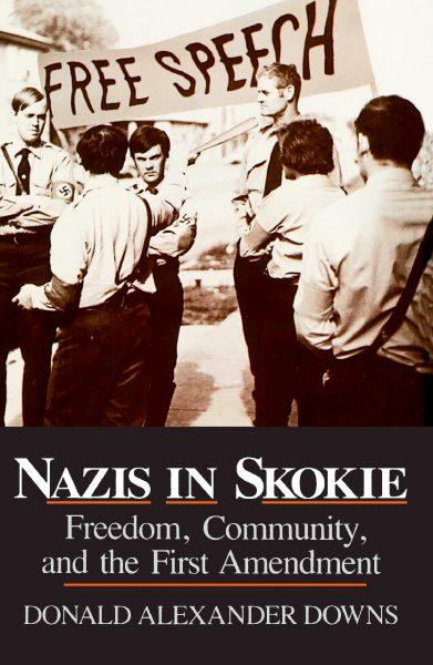 Cover of Nazis in Skokie