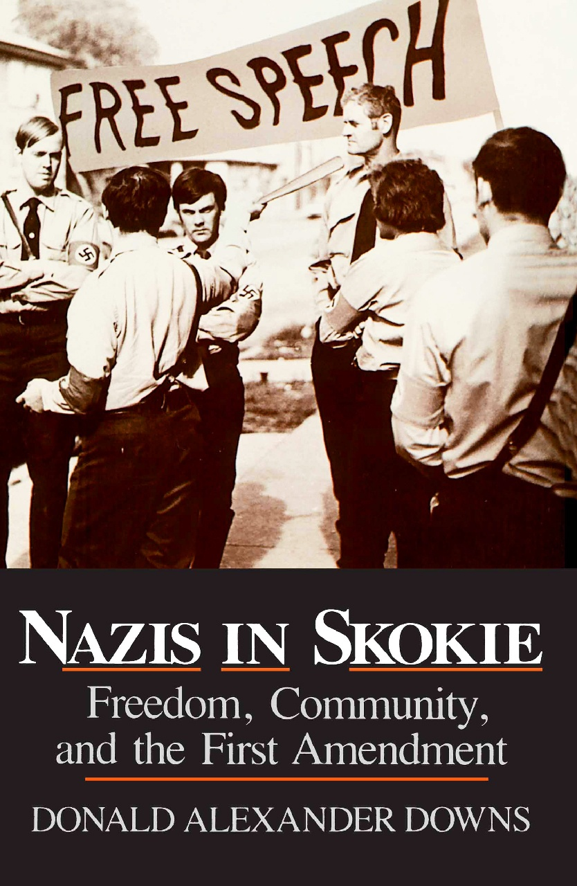 Cover of Nazis in Skokie