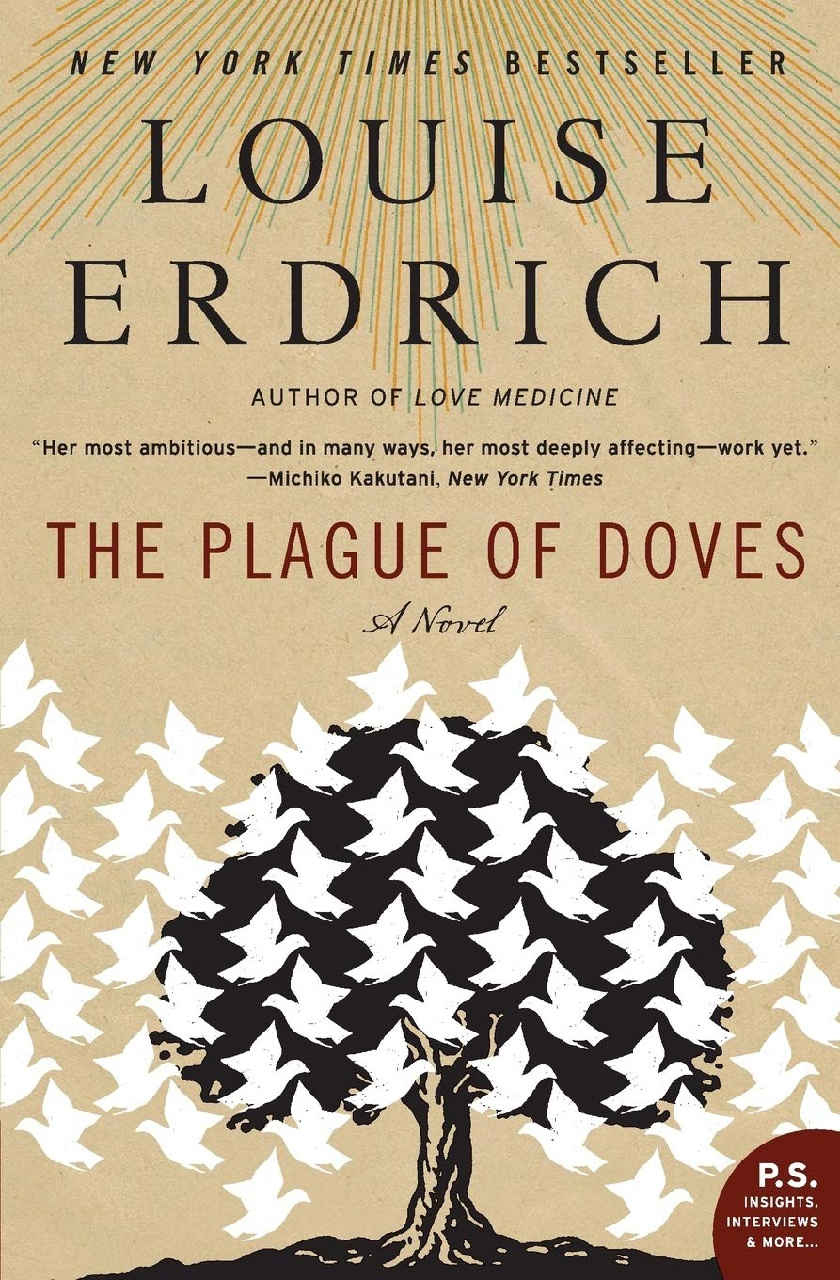 Cover of The Plague of Doves