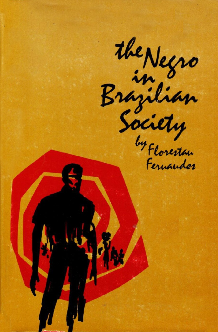 Cover of The Negro in Brazilian Society