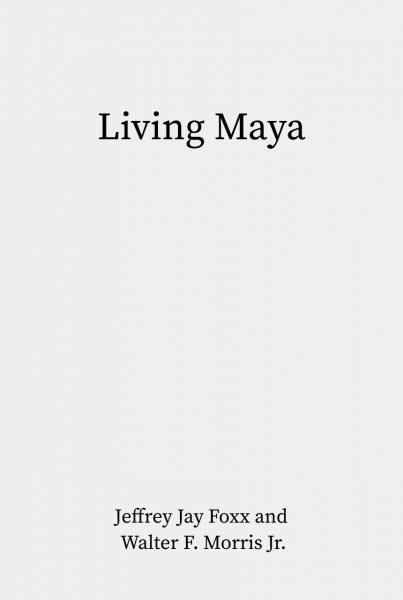 Cover of Living Maya