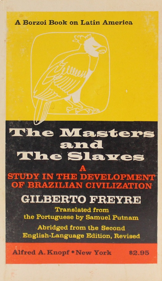 Cover of The Masters and the Slaves
