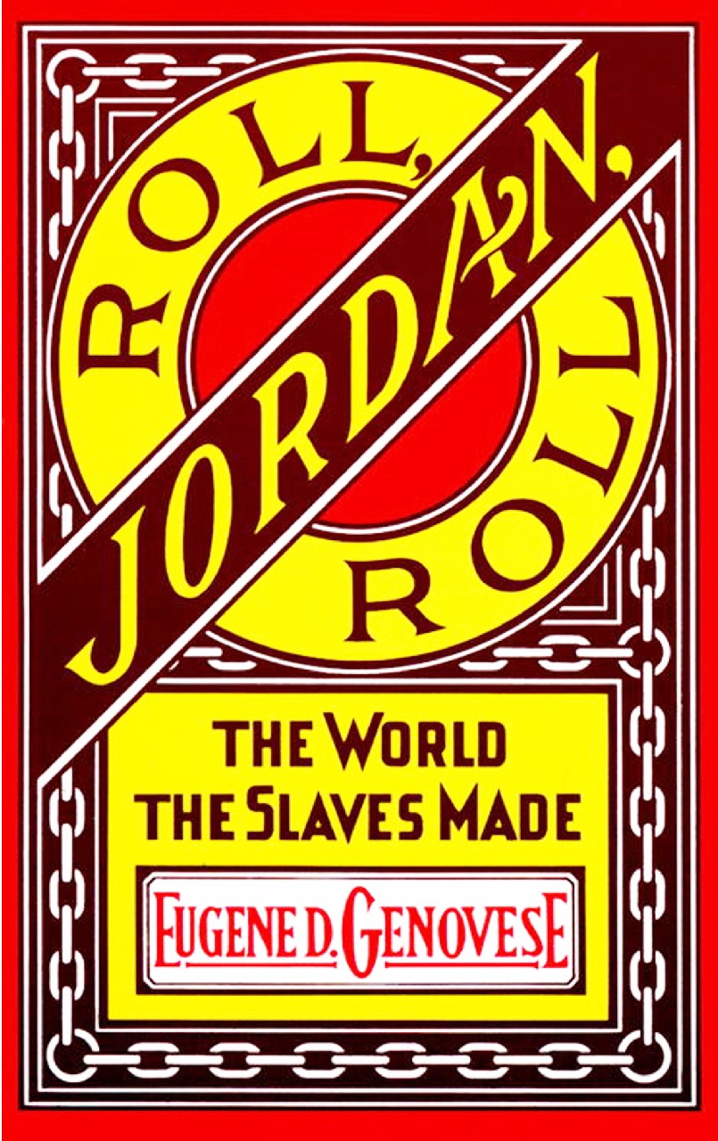 Cover of Roll, Jordan, Roll
