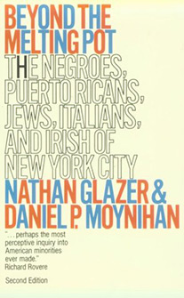 Beyond the Melting Pot: The Negroes, Puerto Ricans, Jews, Italians and Irish of New York City