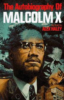 Malcolm X Biography Book
