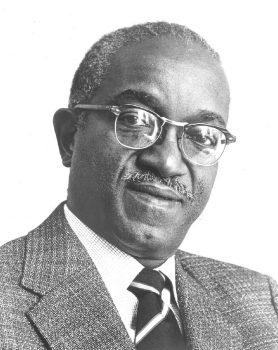 Portrait of John Hope Franklin