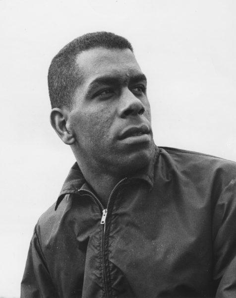 Portrait of William Melvin Kelley