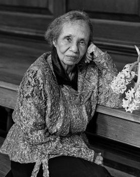 Portrait of Adrienne Kennedy