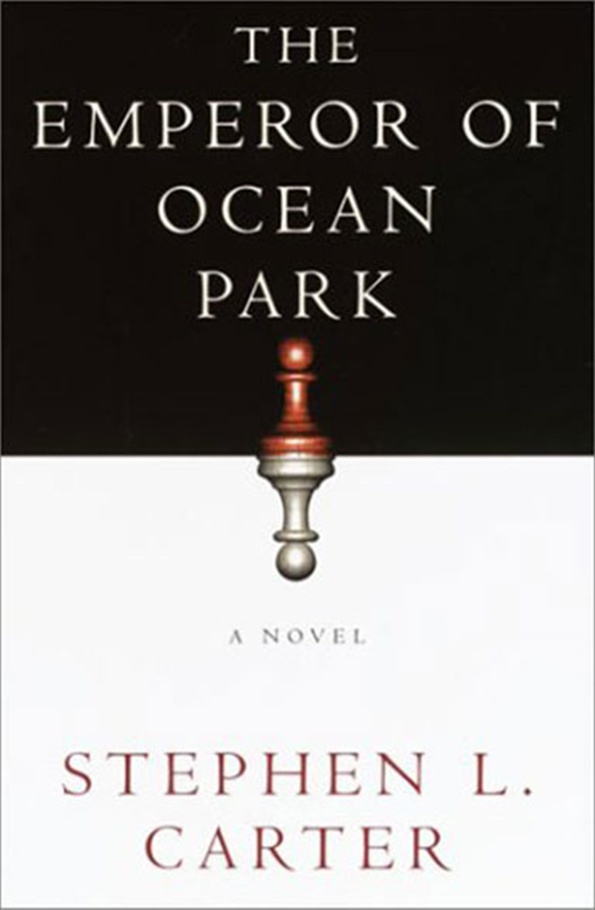 Cover of The Emperor of Ocean Park