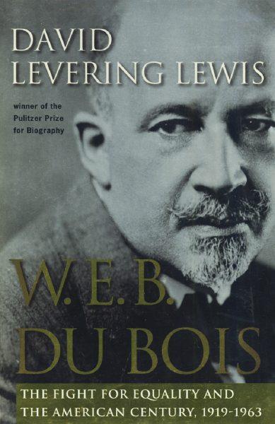 Cover of W.E.B. Du Bois