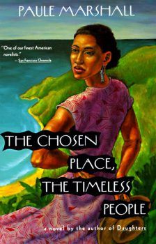 Cover of The Chosen Place, the Timeless People (1969)