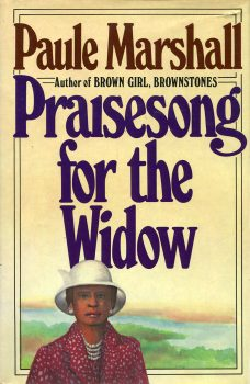 Cover of Praisesong for the Widow (1983)