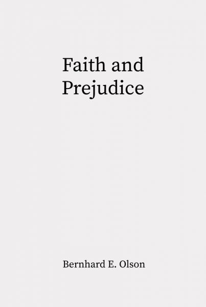 Cover of Faith and Prejudice