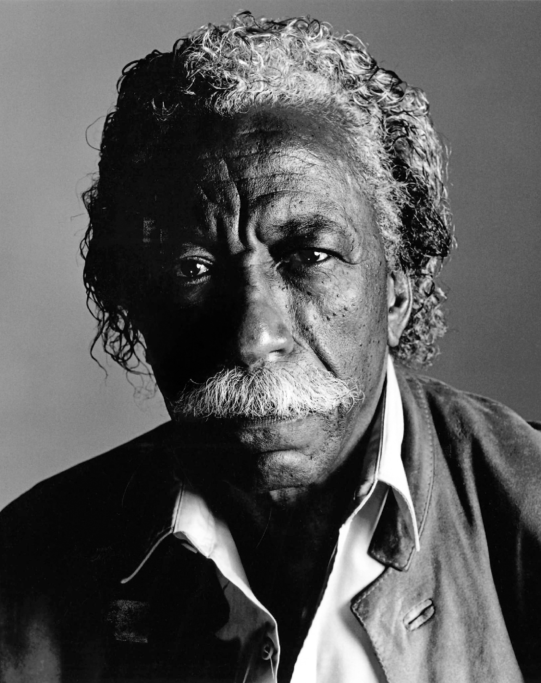 Portrait of Gordon Parks