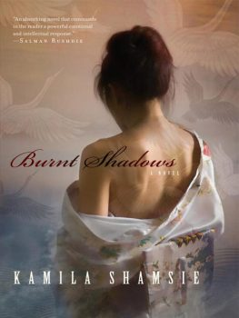 Cover of Burnt Shadows