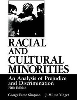 Racial and Cultural Minorities