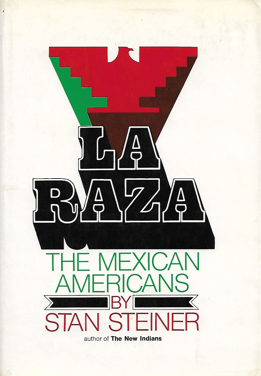 Cover of La Raza