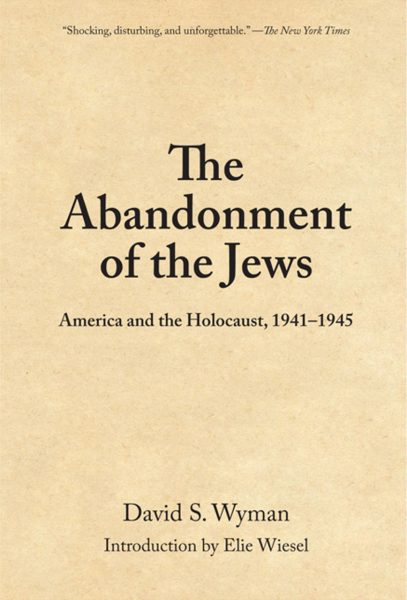 Cover of The Abandonment of the Jews