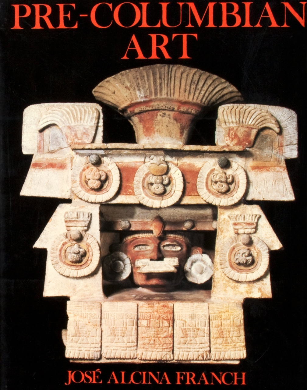 Cover of Pre-Columbian Art