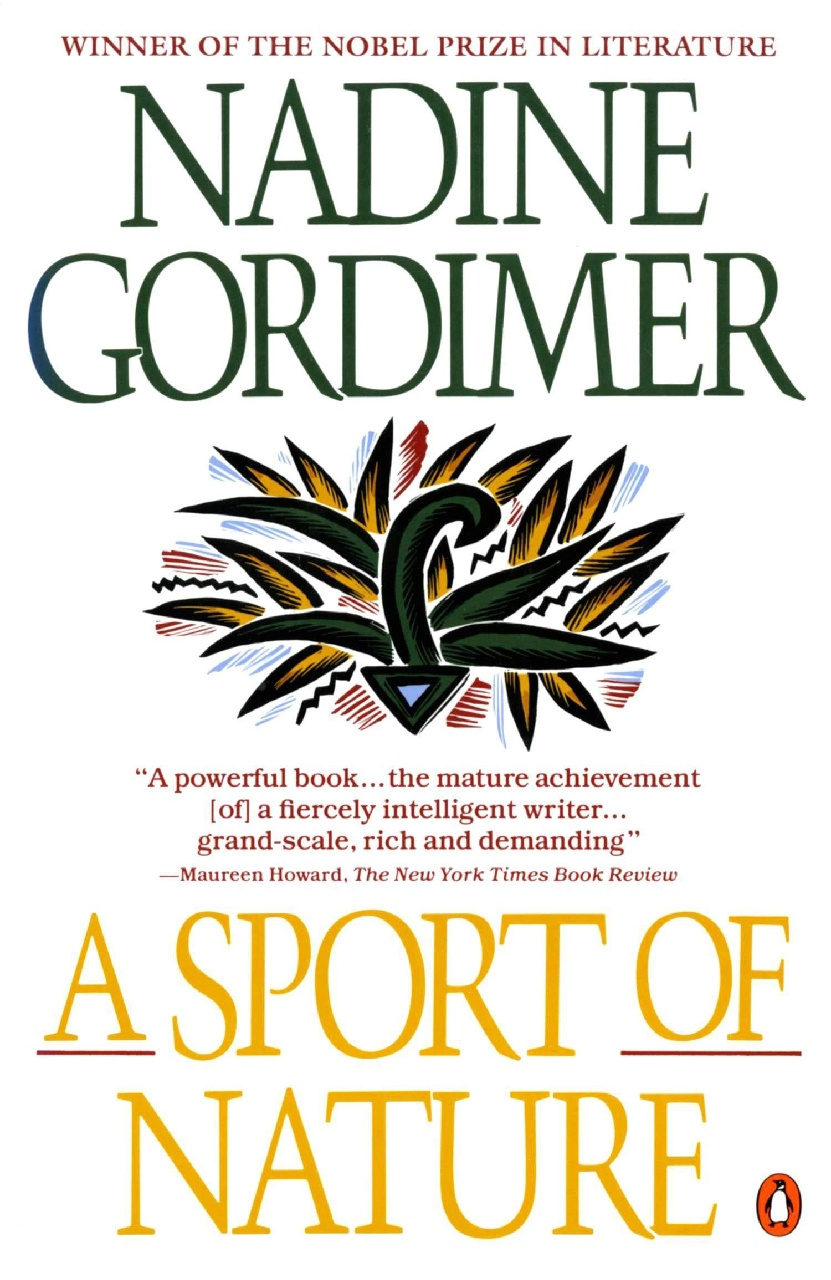 Cover of A Sport of Nature