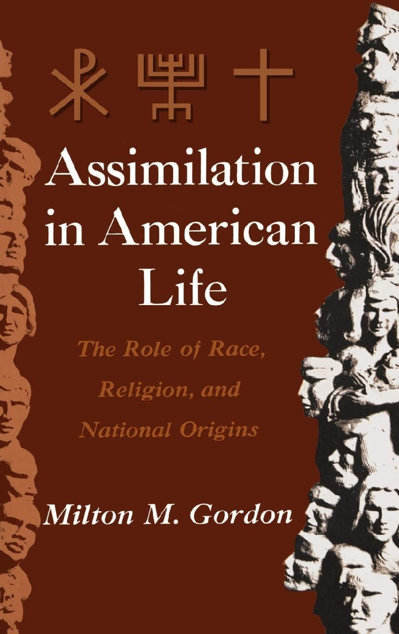 Cover of Assimilation in American Life