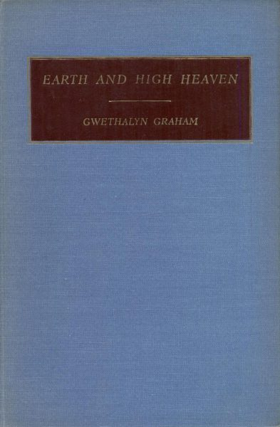 Cover of Earth and High Heaven
