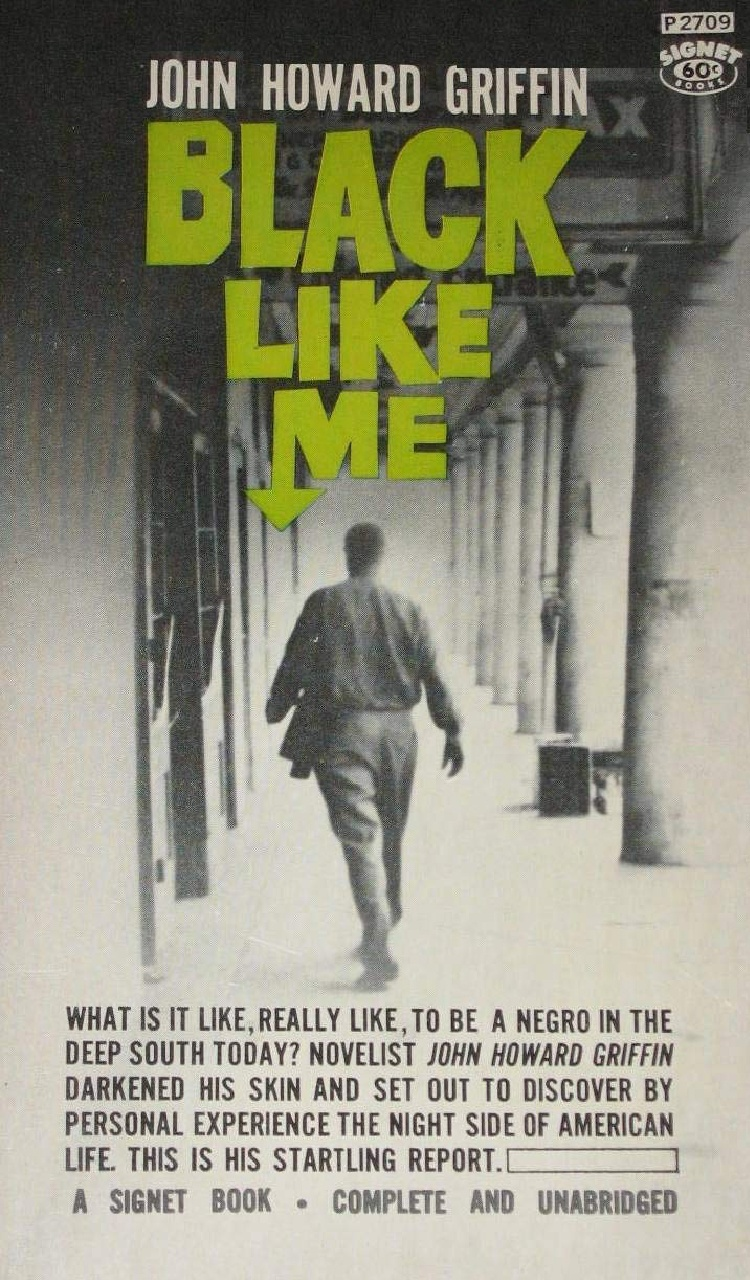 Cover of Black Like Me