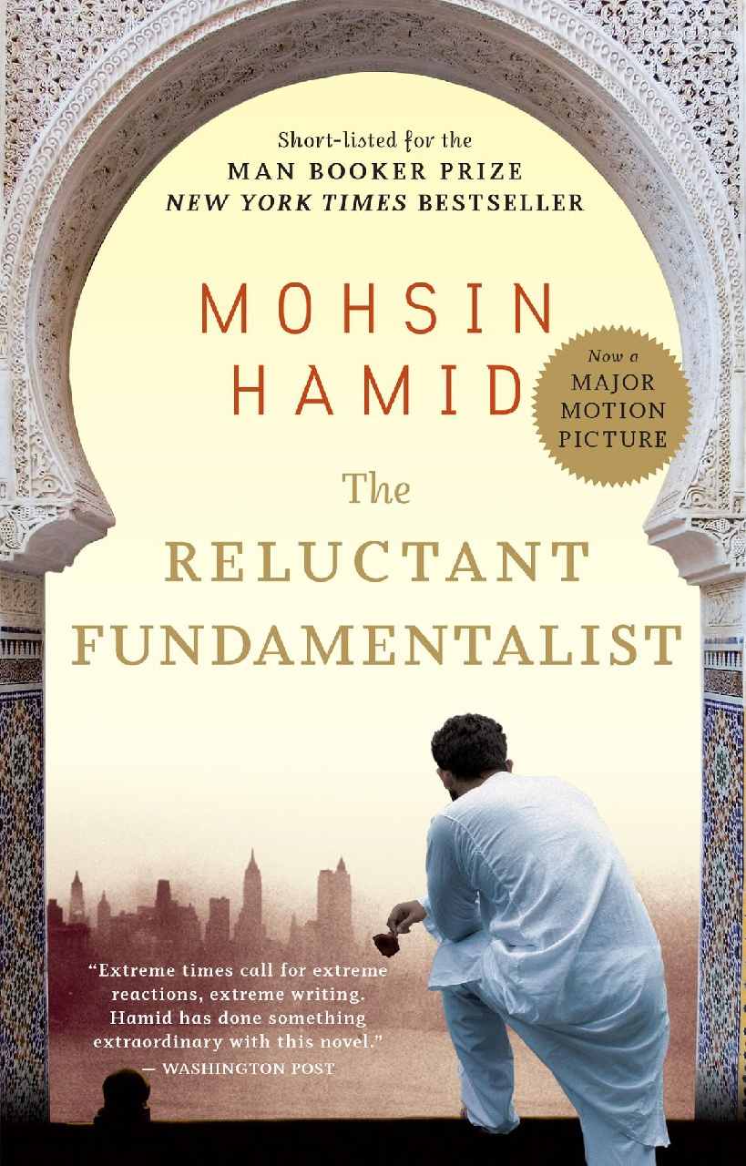 Cover of The Reluctant Fundamentalist
